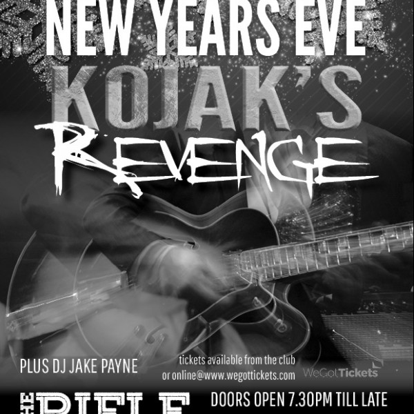 New year's Eve Party - Kojak's Revenge